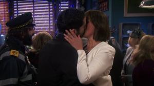 Miranda kiss party
