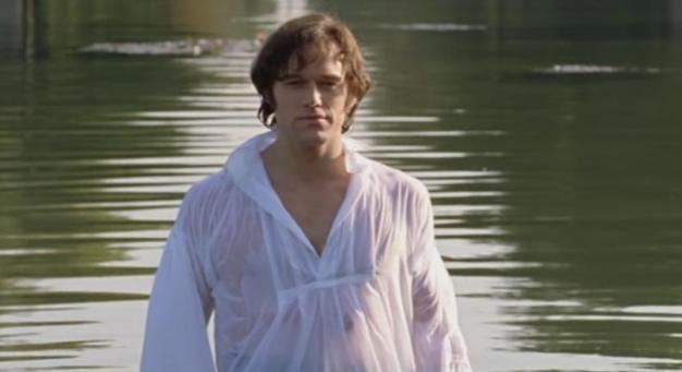 wet-shirt Lost in Austen