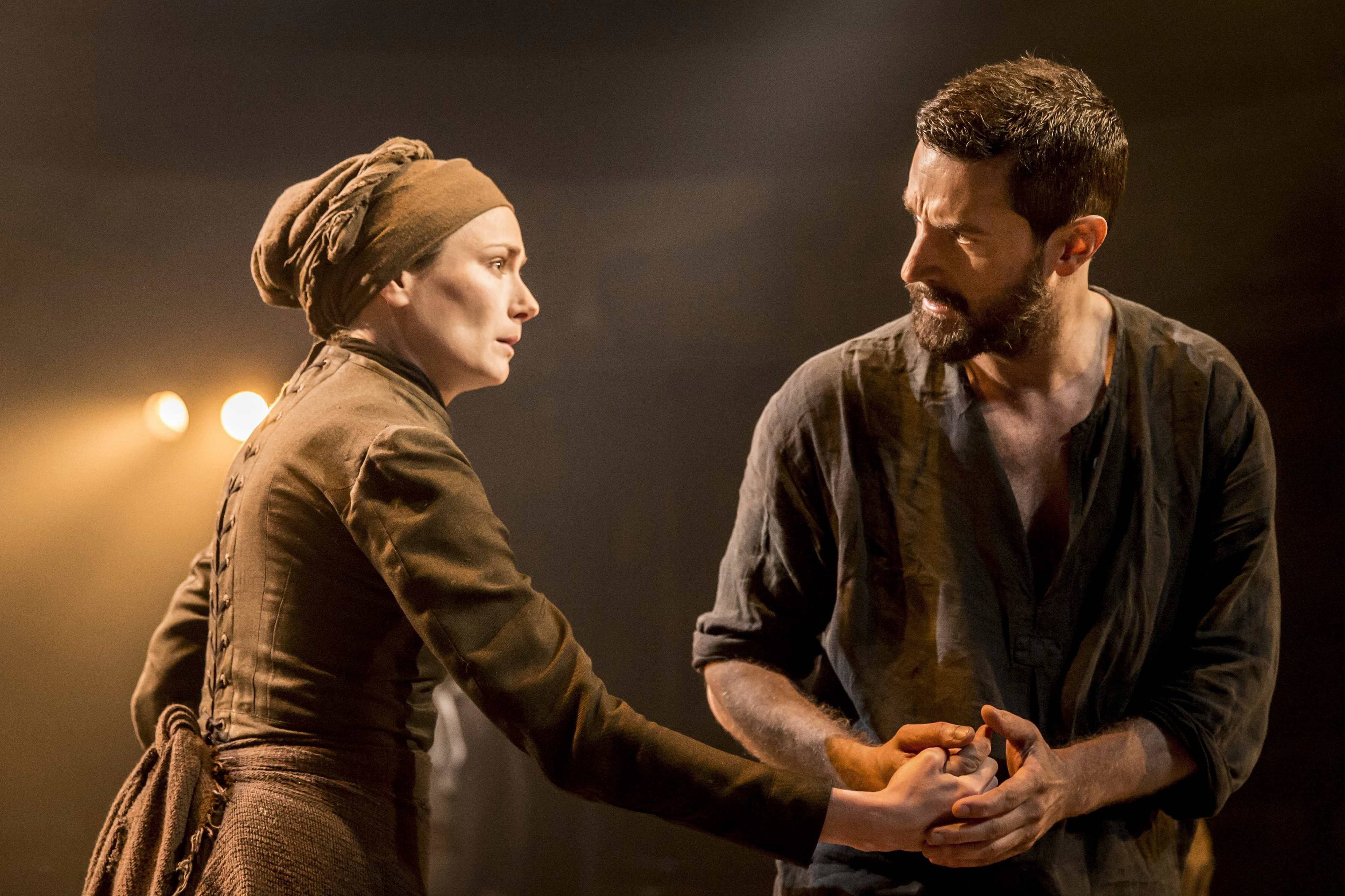 interview with elizabeth proctor Do you think hale changes the focus of his interview to john proctor 5 do you believe mary is helping abigail frame elizabeth in act ii, or is she just an unwit.