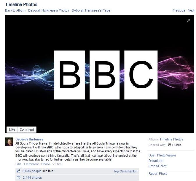 All Souls BBC