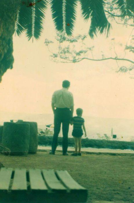 1968 september Papa David