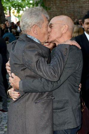 IMcK & PS kiss2