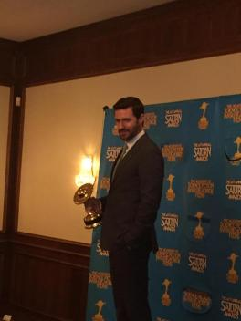 RA with saturn award