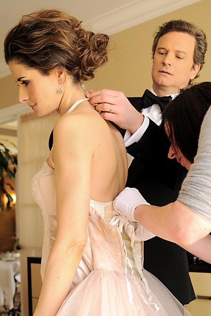 Colin Livia Oscars 2011