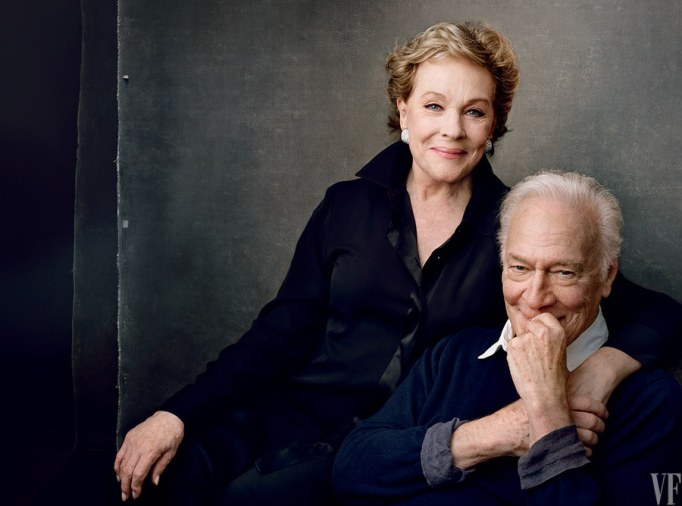 Julie Andrews Christopher Plummer