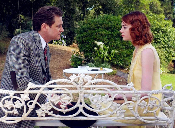 Magic In The Moonlight 2014 (Colin Firth, Emma Stone)