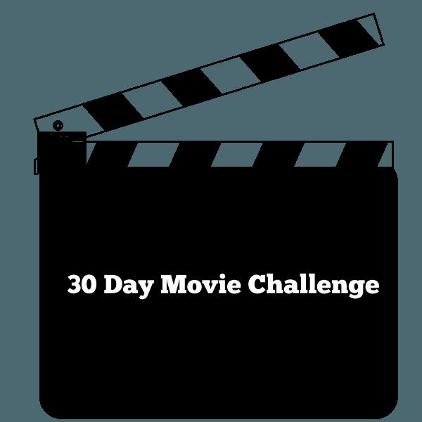 30 day movie challenge image