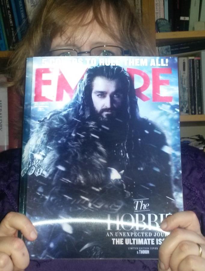 Thorin Empire cover
