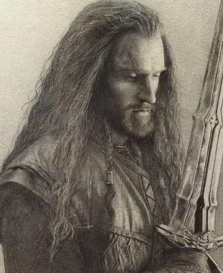 Hobbit Thorin