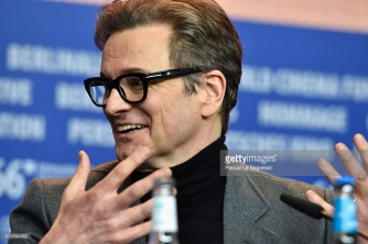 the 'Genius' press conference during the 66th Berlinale International Film Festival Berlin at Grand Hyatt Hotel on February 16, 2016 in Berlin, Germany.