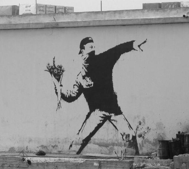Banksy West Bank Wall 3