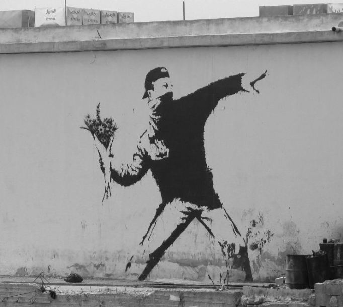 Banksy West Bank Wall 3