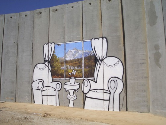 Banksy West Bank Wall 8