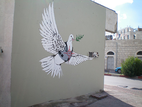 Banksy West Bank Wall 9