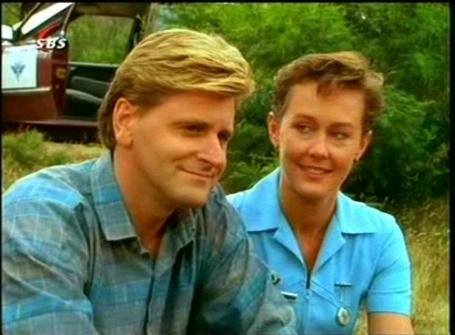 Geoff & Kate Flying Doctors