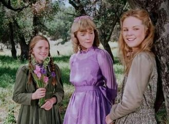 Laura, Nellie & Mary