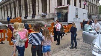 Filming Greenwich1