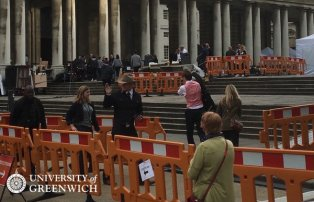 Filming Greenwich2