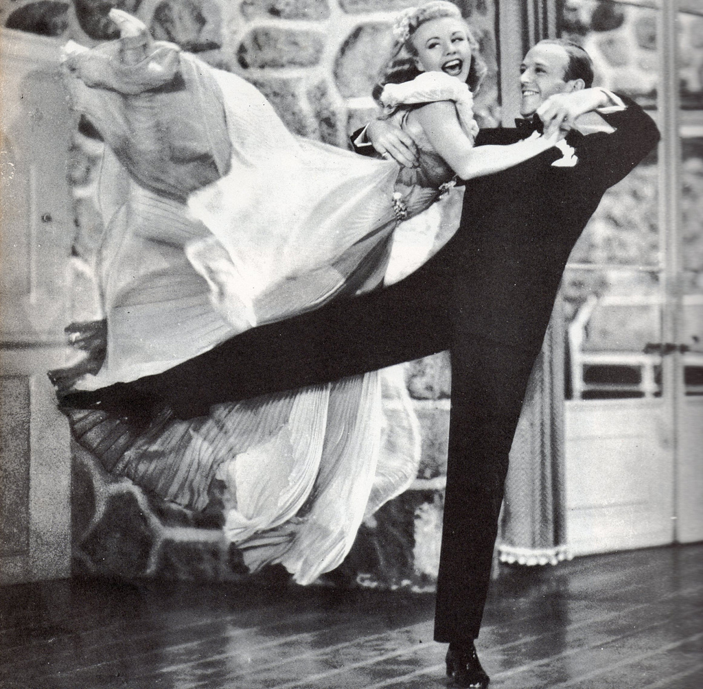 Fred Astaire Ginger Rogers Dance The Book Of Esther