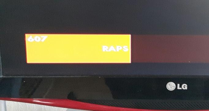 RAPS channel