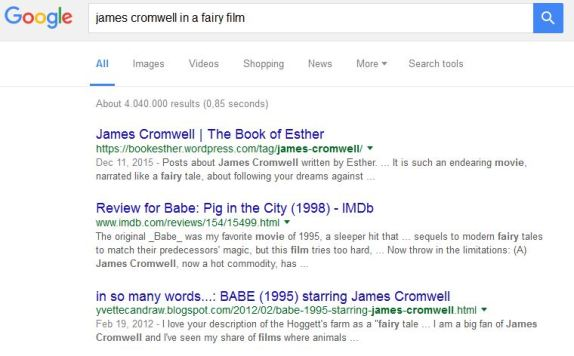 JC fairy film search