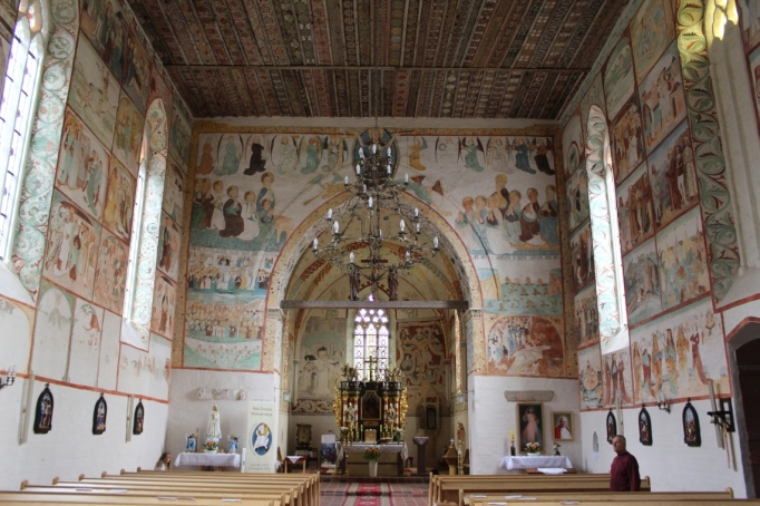 2016-0810 Malujowice (Mollwitz) church