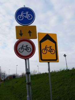 bike-sign