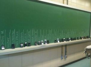 phone-blackboard