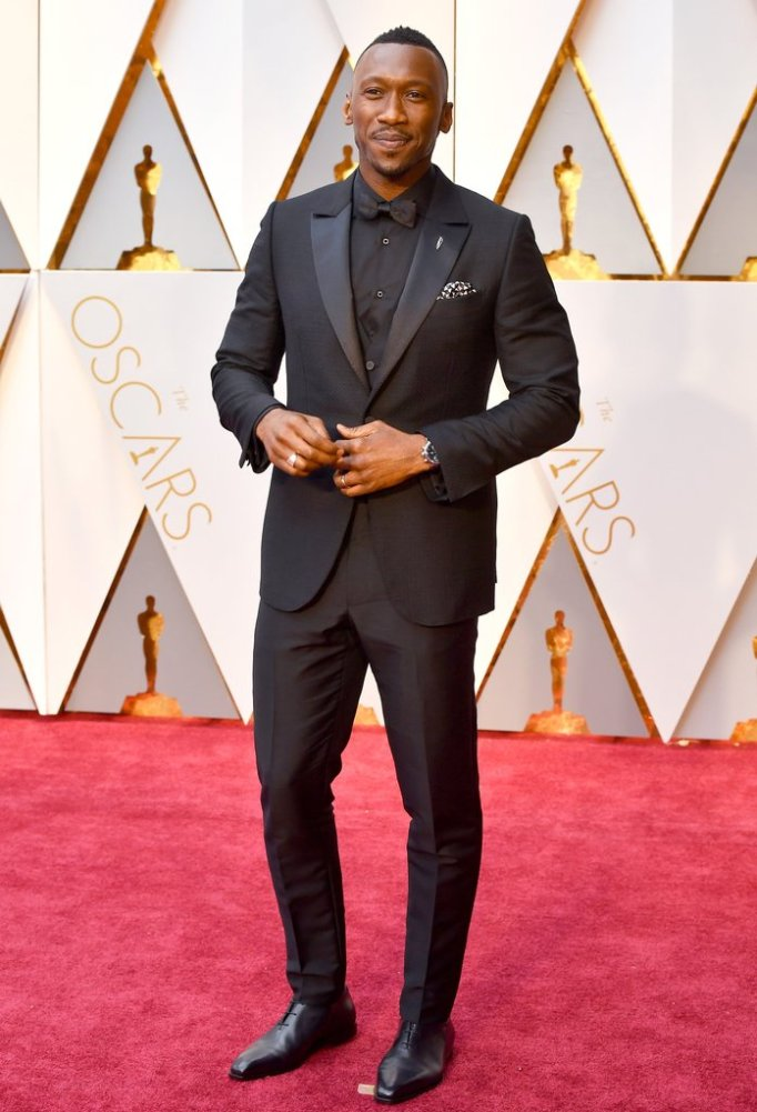 mahershala-ali-oscar-red-carpet