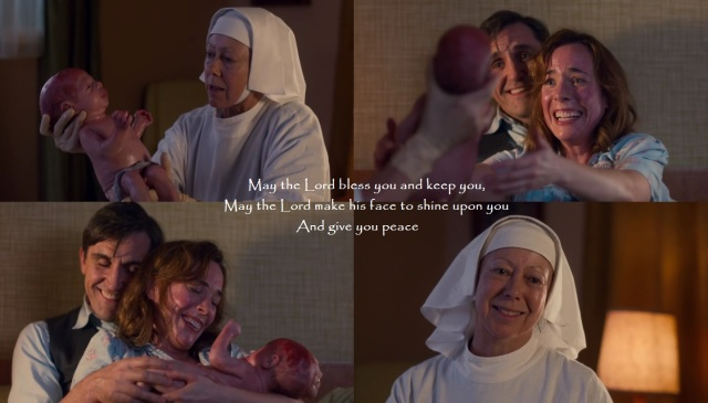 Call the Midwife Aaron's Blessing