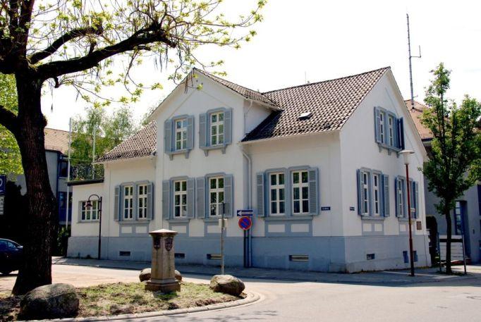 Martin Buber House Heppenheim