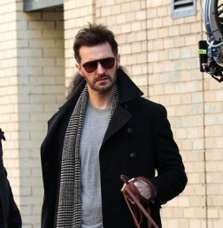 Richard Armitage sunglasses