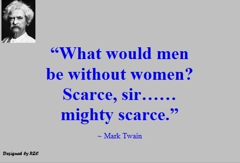 women-mark-twain