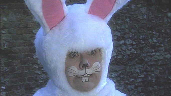 Geraldine Easter Bunny