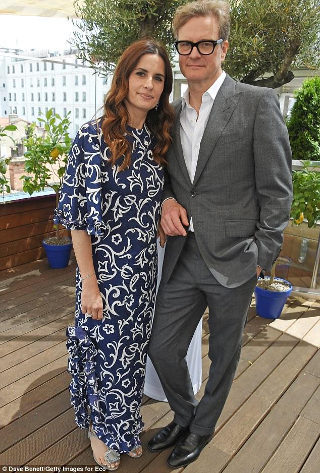 Colin & Livia Firth Cannes 2017