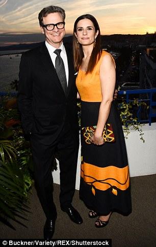 Colin Livia Firth Cannes2 2017