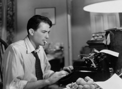 ca. 1947 --- Gregory Peck in Gentlemen's Agreement --- Image by © John Springer Collection/CORBIS