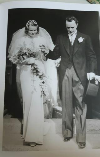 Ingrid Bergman 05 - wedding