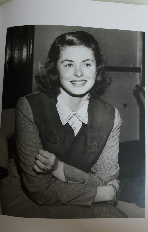 Ingrid Bergman 06 - Arrival Hollywood