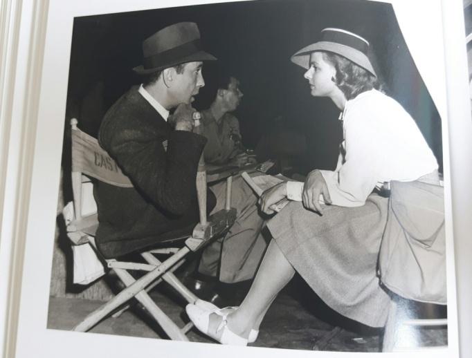 Ingrid Bergman 08 - Humphrey Bogart