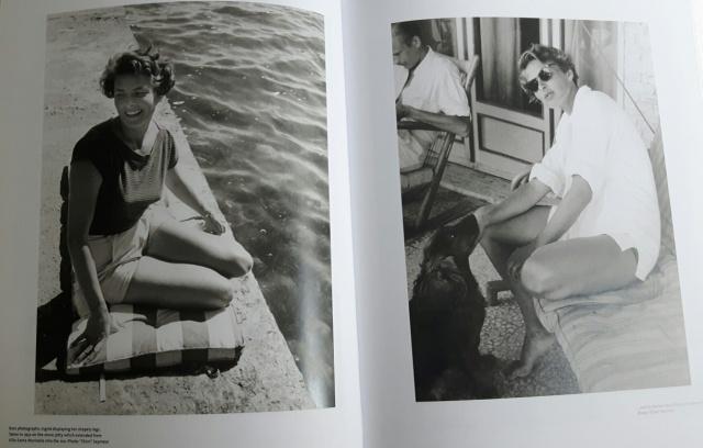 Ingrid Bergman 16 - down time