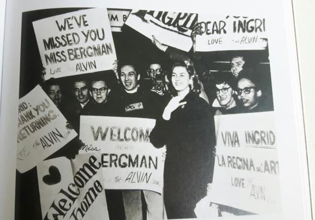 Ingrid Bergman 17 - back in US