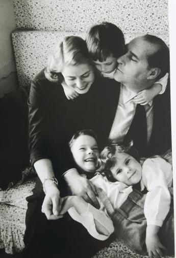 Ingrid Bergman 17 - Rossellini family