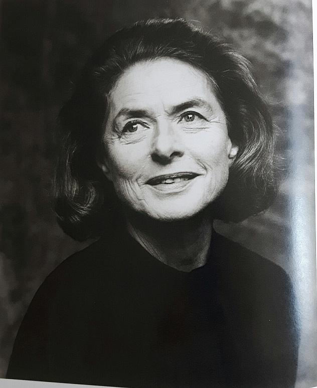 Ingrid Bergman 26 - Last portrait