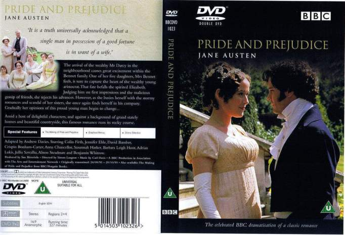 P&P dvd cover