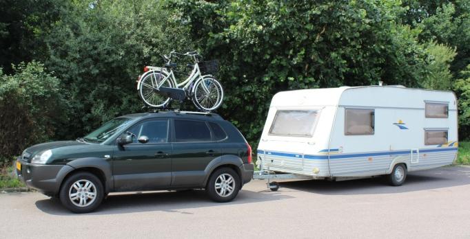 car & caravan