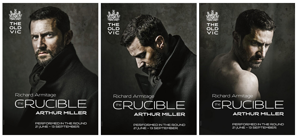 Crucible posters