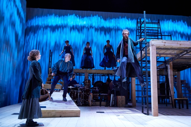 JANE EYRE UK Tour 2017 Royal National Theatre