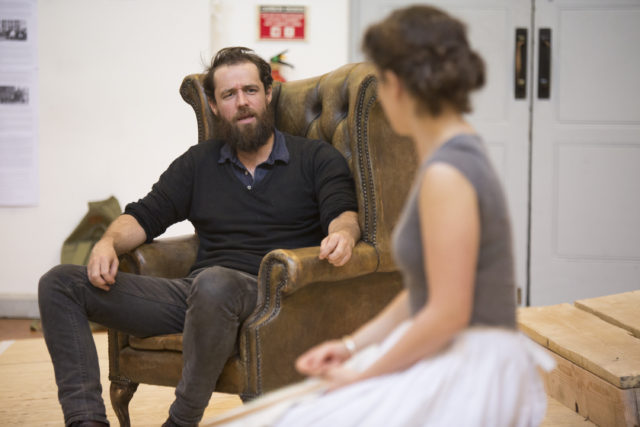 Tim-Delap-Nadia-Clifford-in-rehearsal-for-Jane-Eyre