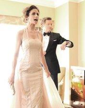 Colin & Livia Firth Oscar prep 2011 (1)